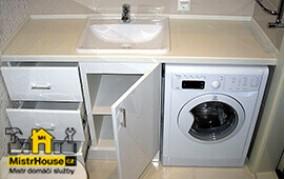 Установка кухонного оборудования