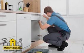 Opravy kuchyňského nábytku