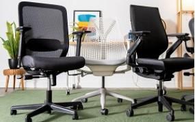 Montáž židlí