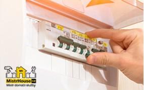 Установка электрических автоматов