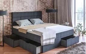 Instalace postele s úložným prostorem