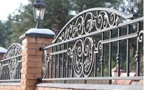 Oprava zahradního plotu a instalace