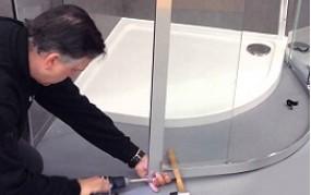 Vyměnit sprchový kout