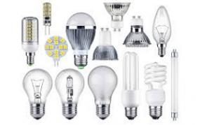 Установка и замена ламп