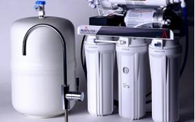 Montáž vodního filtru